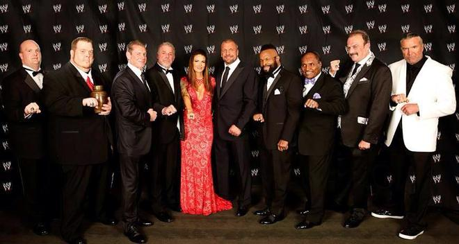 2014 - WWE Hall of Fame Tribute Page